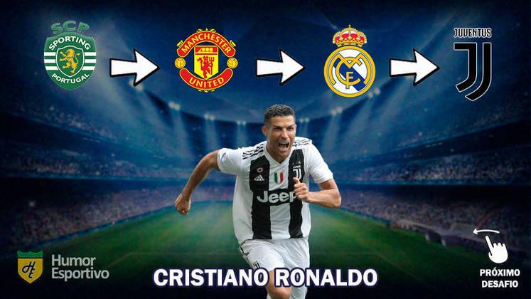 Resposta: Cristiano Ronaldo