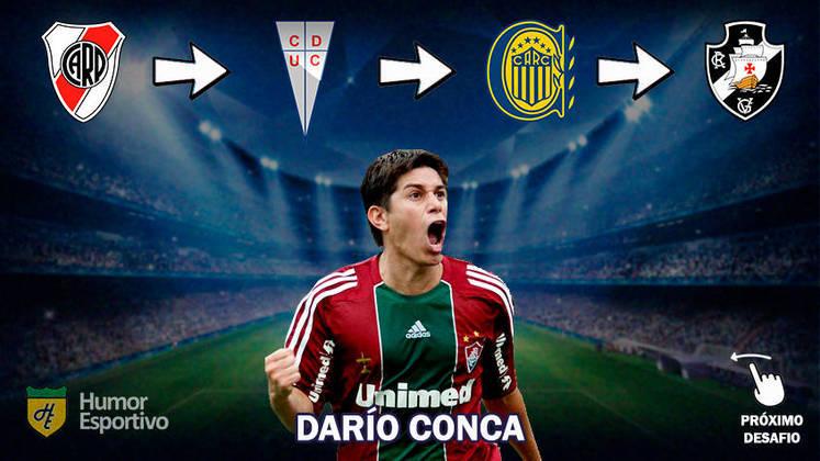 Resposta: Dario Conca