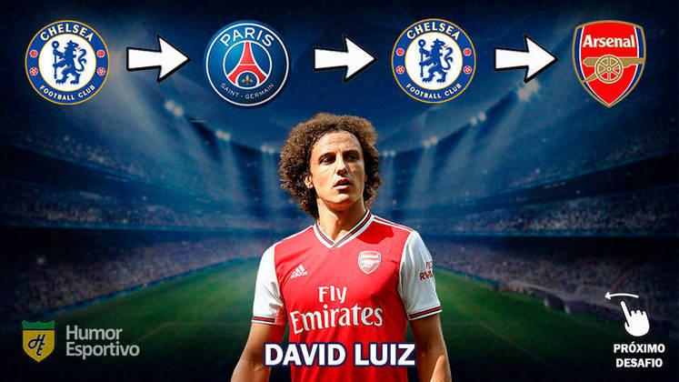Resposta: David Luiz