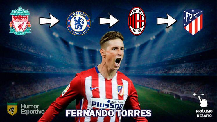 Resposta: Fernando Torres