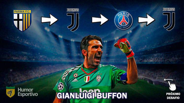 Resposta: Gianluigi Buffon