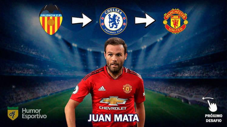 Resposta: Juan Mata