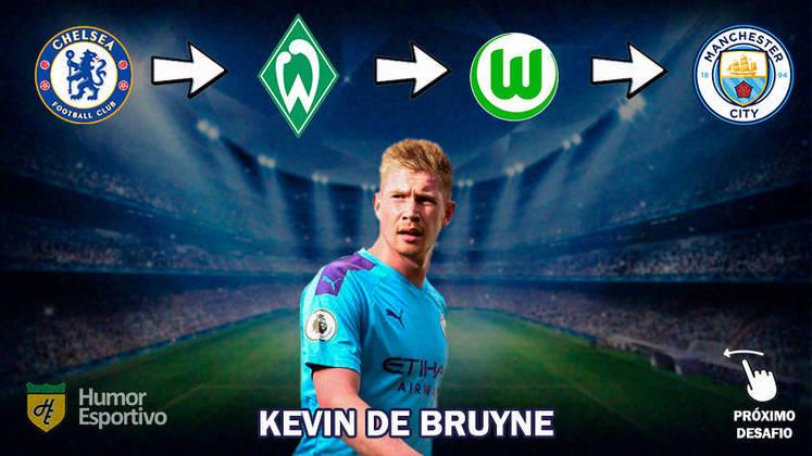 Resposta: Kevin De Bruyne