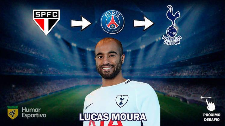 Resposta: Lucas Moura