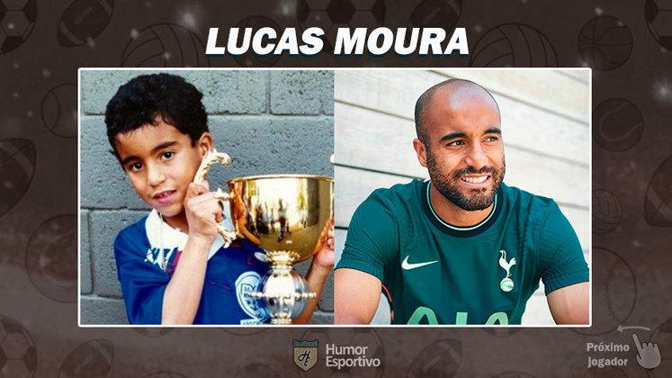 Resposta: Lucas Moura. Tente a próxima foto!