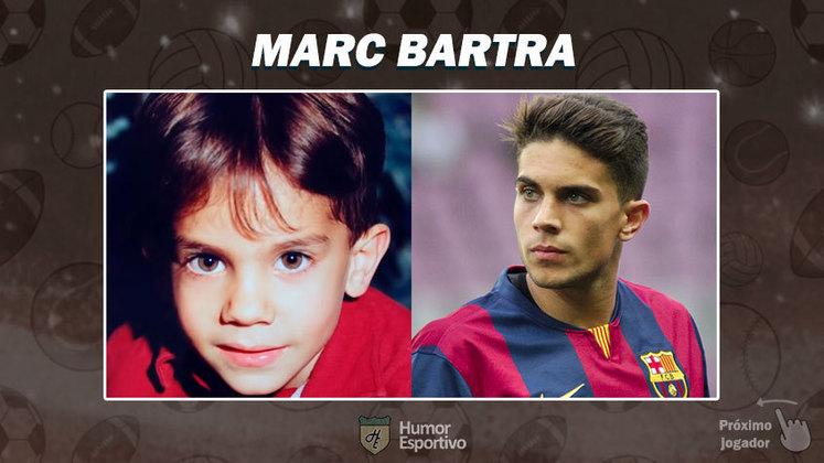 Resposta: Marc Bartra. Tente a próxima foto!