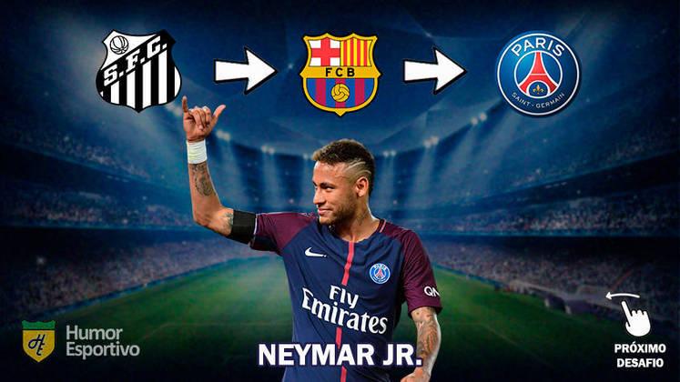 Resposta: Neymar Jr