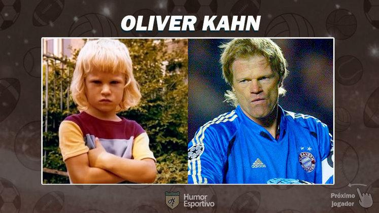 Resposta: Oliver Kahn. Tente a próxima foto!