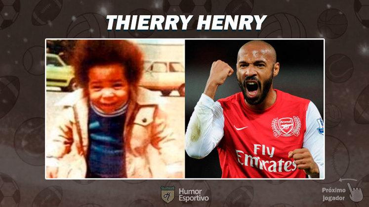 Resposta: Thierry Henry. Tente a próxima foto!