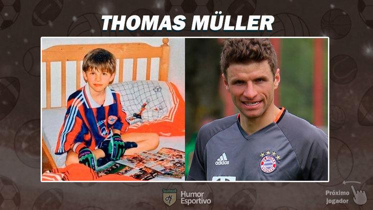 Resposta: Thomas Müller. Tente a próxima foto!
