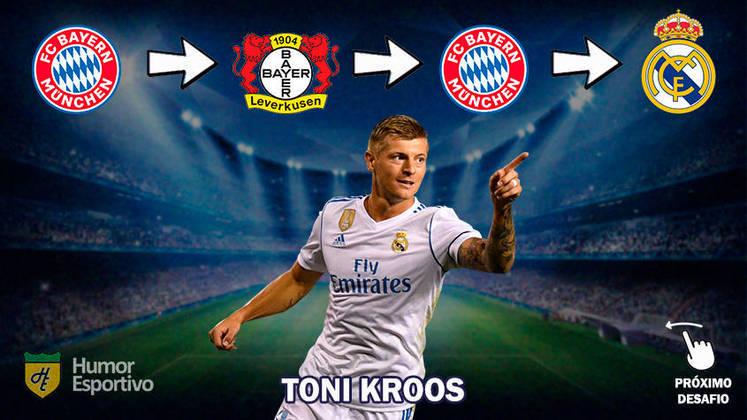 Resposta: Toni Kroos