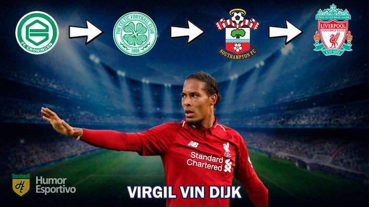 Resposta: Virgil Vin Dijk