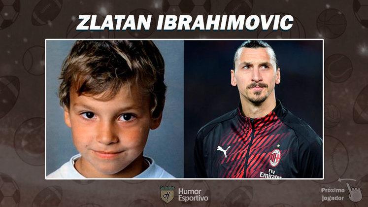 Resposta: Zlatan Ibrahimovic. Tente a próxima foto!