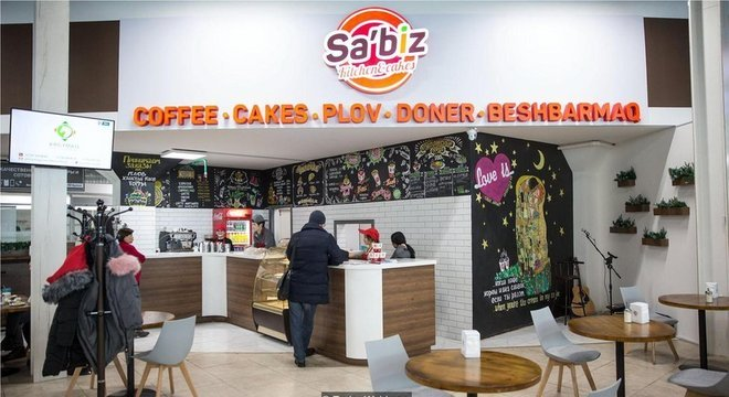 Custará cerca de US$ 3 mil ao restaurante Sa'biz para mudar a ortografia para a nova versão do alfabeto, estima o empresário