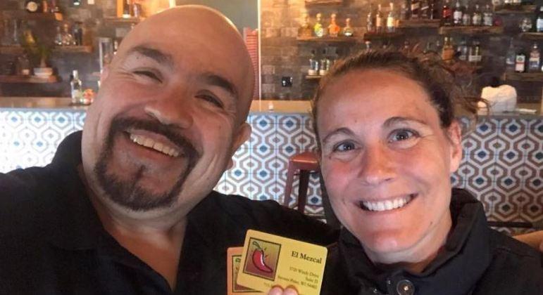 Cupons sorteados por Adolfo estão levando clientes a outros restaurantes