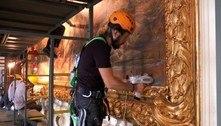 Museu do Ipiranga restaura quadros com dinheiro de doações