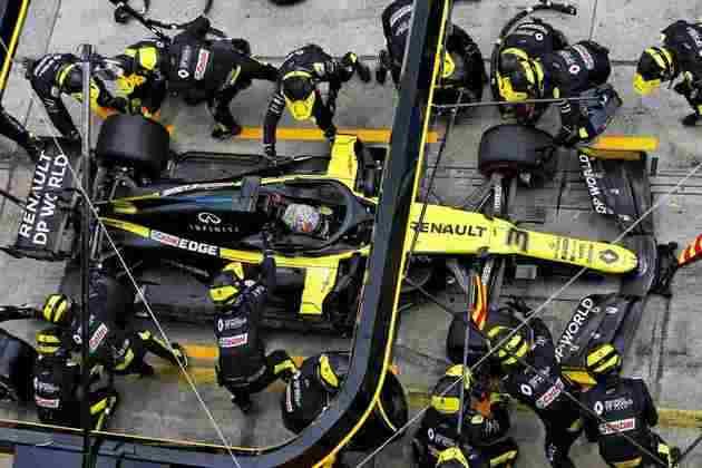 Resultado colocou Ricciardo em quarto lugar no campeonato