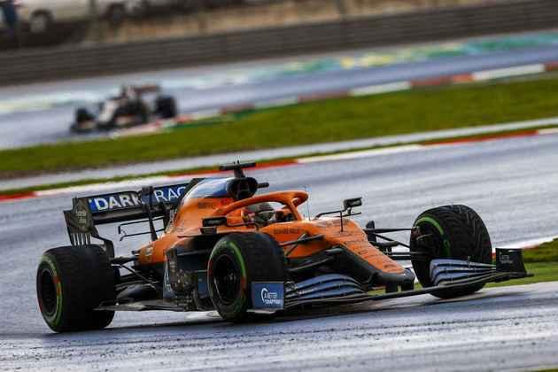 Resultado fez Sainz passar Norris na tabela.