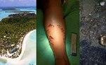 Drones serão usados para matar 65 mil ratos em ilha de Marlon Brando.Jovem mergulha de noite, é atacada por crocodilo e se salva com chutes.Cientistas em choque descobrem que esponjas do mar andam muito.A seguir, as notícias mais bizarras e lidas doHORA 7na última semana!