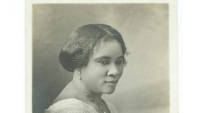 Madam C. J. Walker foi a primeira negra a se tornar milionária nos EUA