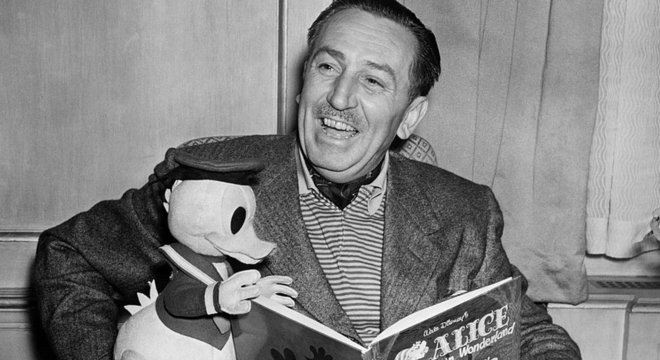 Walt Disney, tio avô de Abigail, foi aliado da 'caça aos comunistas' nos EUA