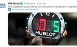 A Fifa decidiu que temporariamente aumentar o número de substituições por equipe de três para cinco. Com isso, os técnicos conseguem controlar melhor o cansaço dos elencos. A decisão está mantida até o fim de 2021, mas algumas ligas nacionais já voltaram para regra antiga