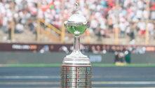 Libertadores pode ter clássico nacional e duelos com argentinos