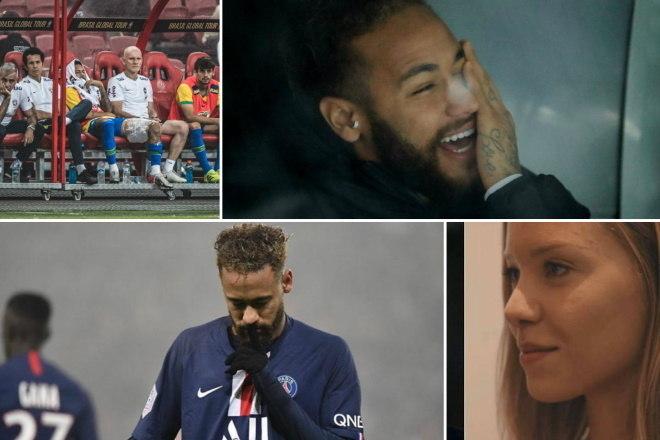 Certamente Neymar chega a 2020 aliviado com o fim do ano passado. O atacante que é noticia desde quando era criança, viveu momentos ruins em campo e fora dele: uma acusação de estupro, uma negociação frustrada e três contusões que o afastaram dos gramados mais de sete meses foram os fatos mais marcantes