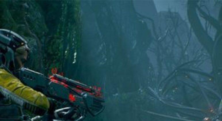 Returnal para PS5 tem trailer de lançamento divulgado