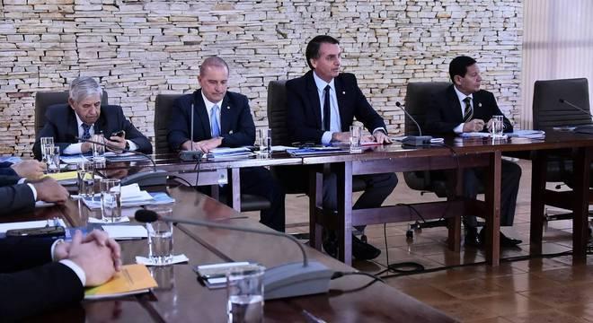 Bolsonaro terá reuniões em Brasília ao longo do dia