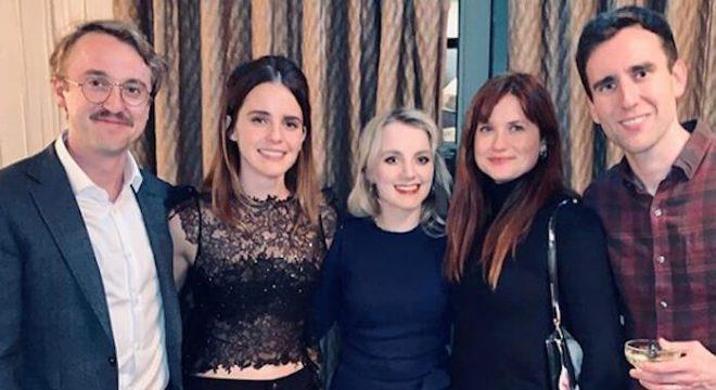 Reunião do elenco de Harry Potter