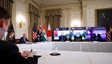 EUA, Índia, Japão e Austrália fazem pacto por vacinas para Ásia