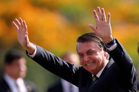 """Bolsonaro: """"Tem que esperar as coisas acontecerem"""""""