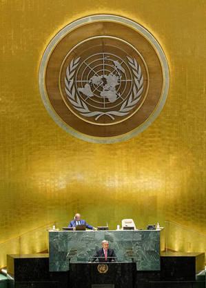 Discursos divergentes ocorreram na Assembleia da ONU