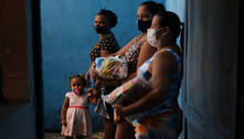 98% dos moradores de favelas vão usar auxílio para comer