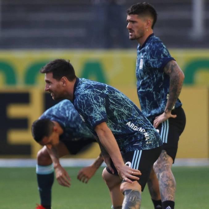 Argentinos são liberados para jogar após acordo entre CBF, Conmebol e governo brasileiro