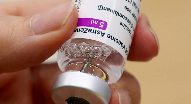 Reino Unido já aplicou cerca de 35 milhões de doses de vacinas, a maioria de Oxford/AstraZeneca