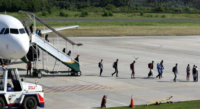 Para embarcar para o Brasil, passageiro deve mostrar teste negativo