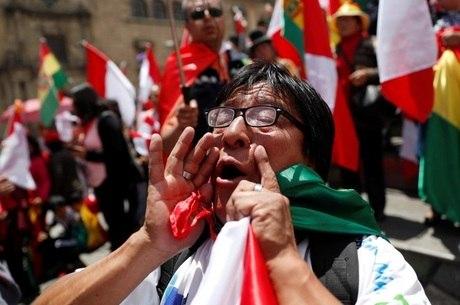 Evo Morales renunciou ao cargo