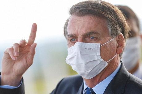 Bolsonaro defendeu uso da cloroquina