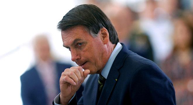 """Bolsonaro: 'é como perguntar se está previsto eu me separar da minha mulher"""""""