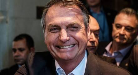Bolsonaro esteve na Assembleia da ONU ontem
