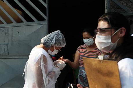 Total de infectados em MG chegou a 310.124