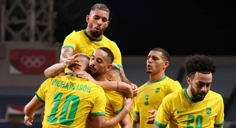 Brasil enfrenta o México nesta terça-feira (3), pela semifinal dos Jogos Olímpicos Tóquio 2020