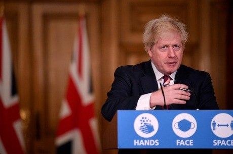 """""""Não tenho outra escolha"""", disse Boris Johnson"""