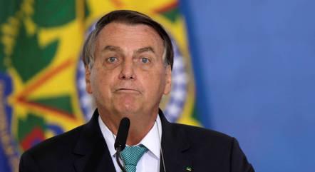 """Bolsonaro vê """"indício de supernotificações"""" da covid"""