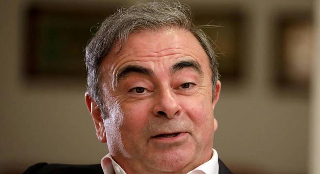 Ex-chefe da Nissan Carlos Ghosn é acusado de irregularidades financeiras