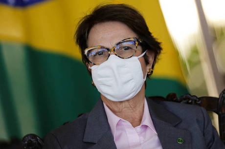 """Tereza: """"Brasil tem 66% da vegetação nativa preservada"""""""