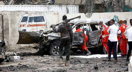 Ataque foi reivindicada por grupo islâmico