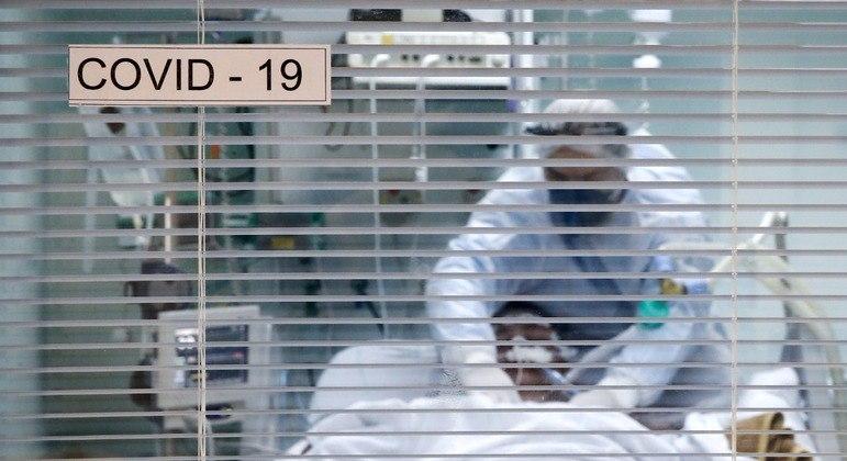 Brasil é o segundo país com maior número de mortes por covid-19 no mundo